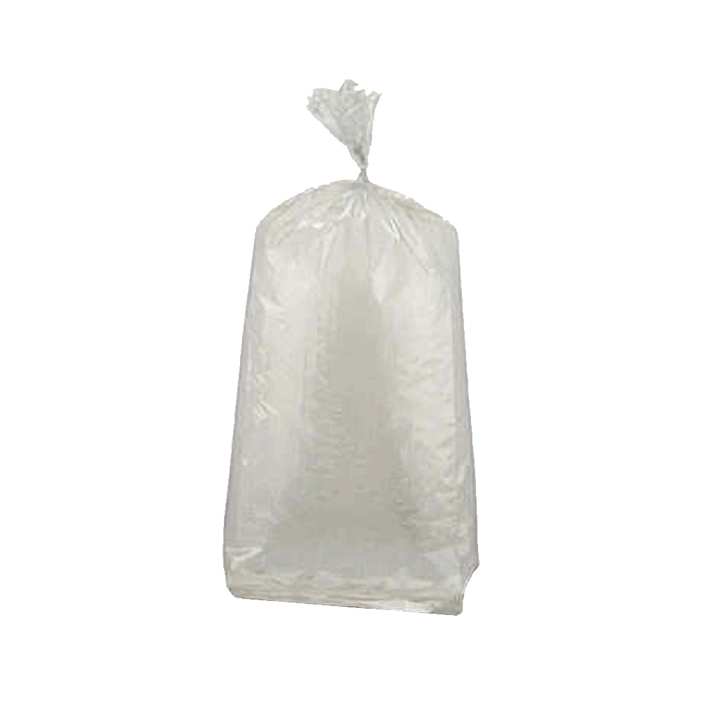 "Elkay Plastics Clear 4""x2""x8"" 1mil Poly Freezer Bag 6G042008/456030"