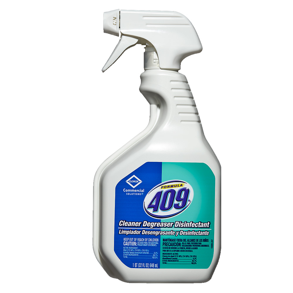 The Clorox Sales Company 32oz Formula 409         Degreaser Disinfectant 35306