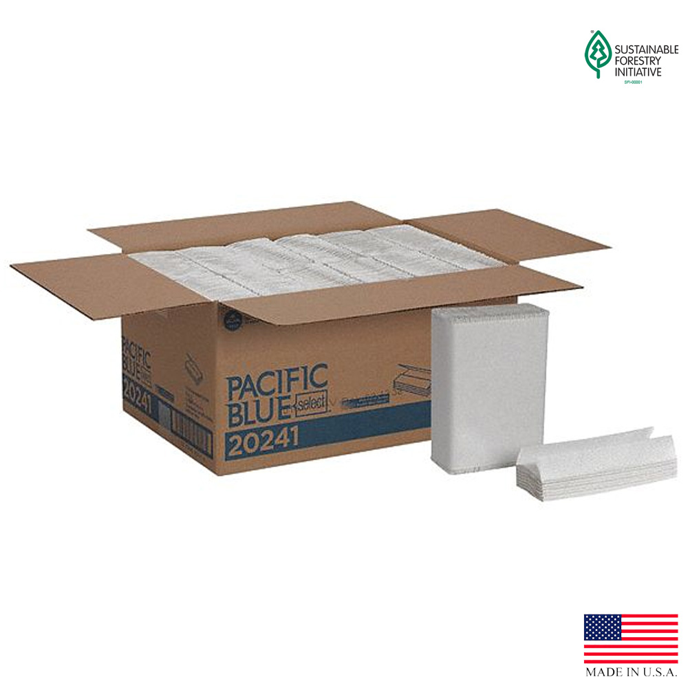 Georgia Pacific White Preference C-Fold Paper Towel 20241