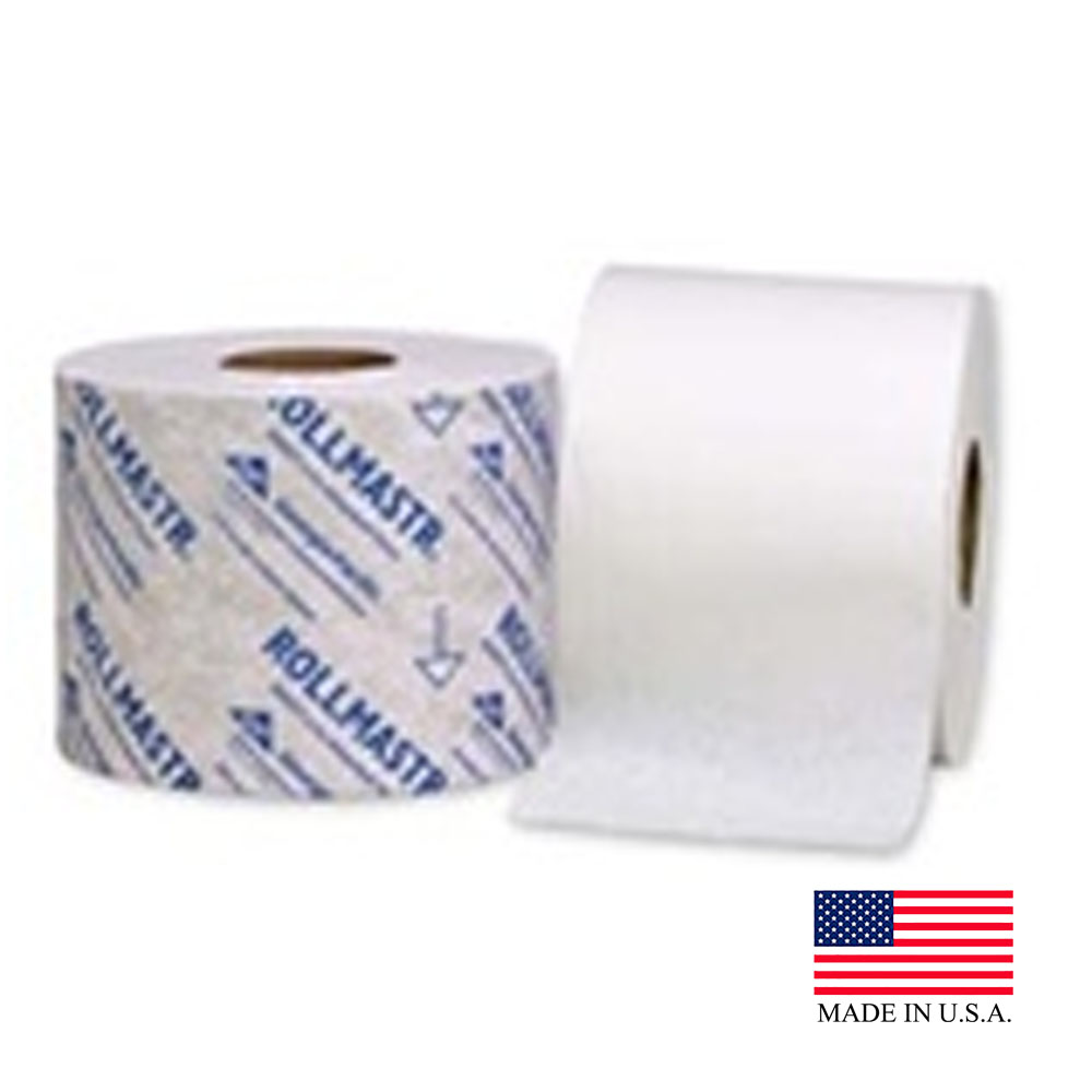 Georgia Pacific White 2ply 770 Sheet Roll Master Facial Quality High Capacity Bathroom Tissue 1