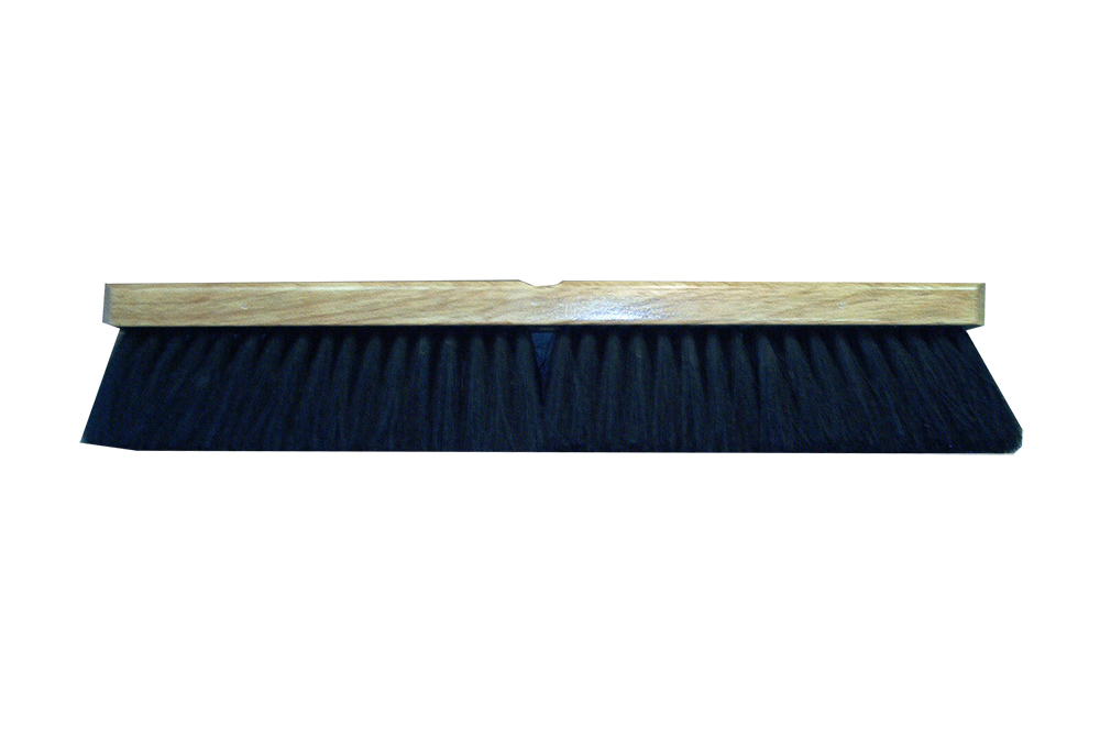 "Culicover & Shapiro Black 24"" Floor Push Broom 100-24/105-24"