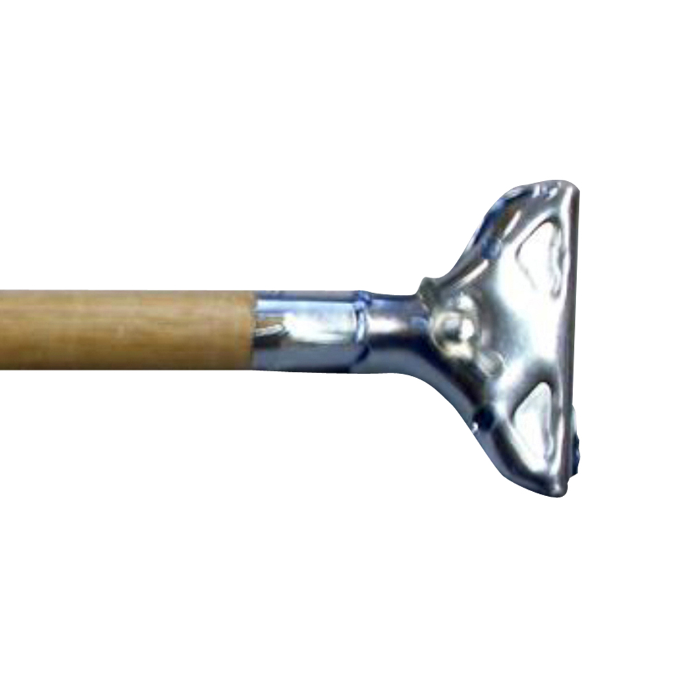 "Culicover & Shapiro 60"" Mop Handle With Metal Jaw Grip 944"