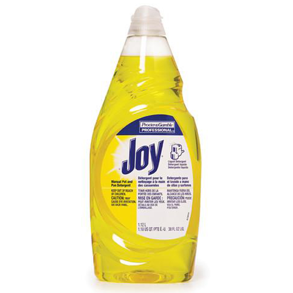 Joy Yellow 38oz Manual Pot & Pan Detergent PG45114