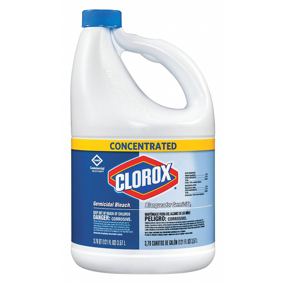 The Clorox Sales Company 121oz Ultra Germicidal   Bleach 30966