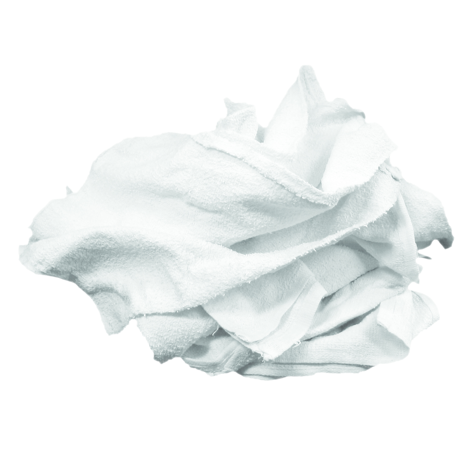 Hospital Specialty White 40lb New Turkish Hand Wiping Rag 533-40/800-40