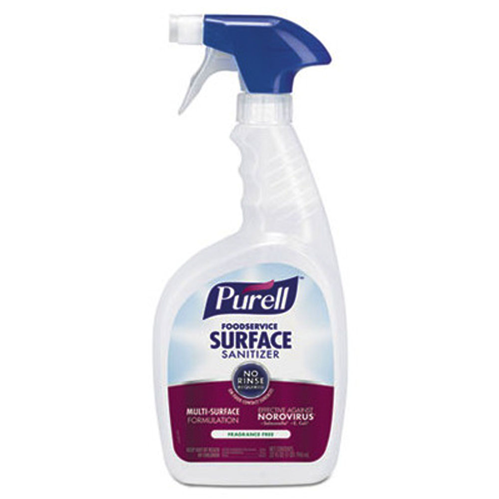 Gojo Purell 32oz Foodservice Surface Sanitizer    3341-06