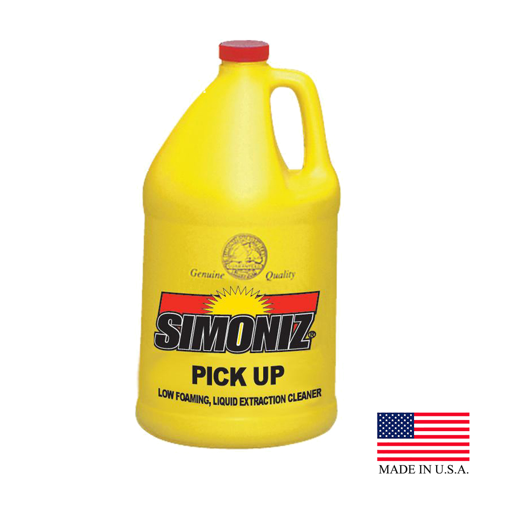 Simoniz 1 Gallon Pick Up Extraction Cleaner P2669004