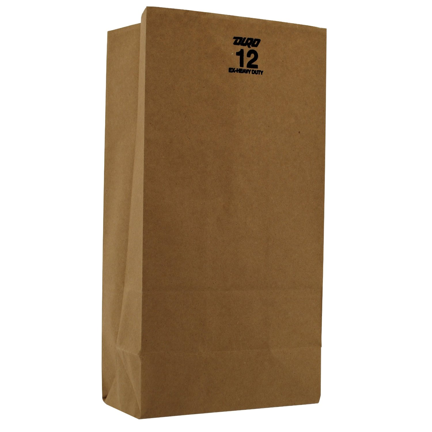Duro Bag Kraft 12lb Husky Heavy Duty Recycled Bag 29812