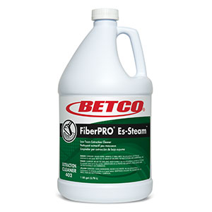 Betco 1 Gallon FiberPro Low Foam Extraction Cleaner 4020400