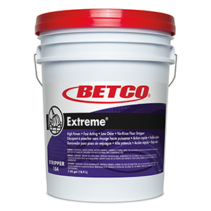 Betco 5 gallon Pail Extreme Floor Stripper 1840500