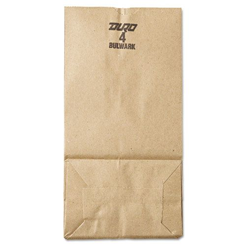 Duro Bag Kraft 4lb Elephant Heavy Duty Bag 30904