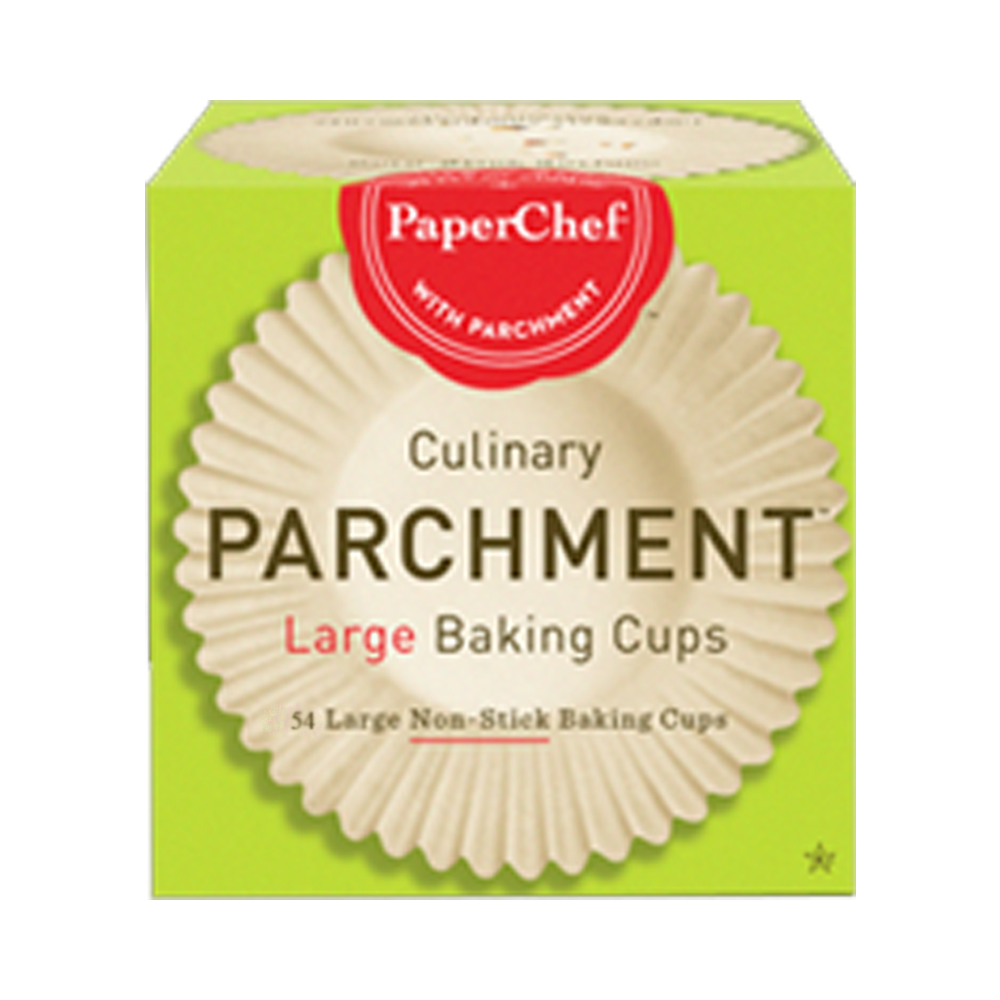 Paper Chef Natural Baking Cup 75412
