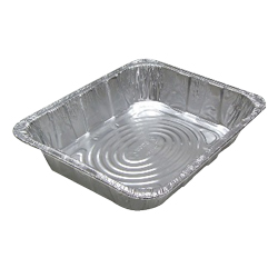Easy Elegance Aluminum Full Medium Deep Steam Table Pan 7120