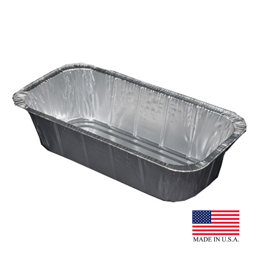 Durable Aluminum 5lb Loaf Pan 5200-200