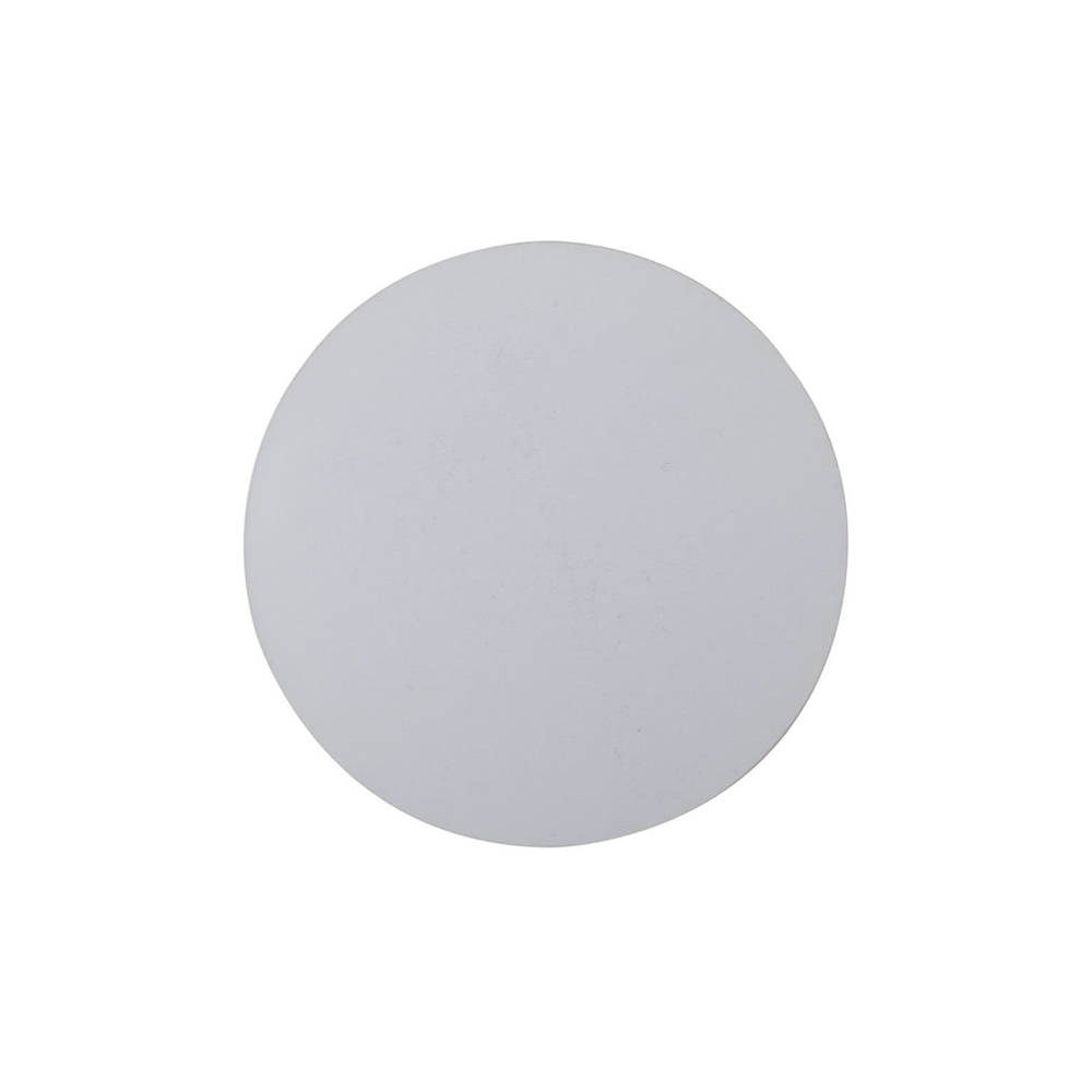 "Pactiv White 8"" Board Lid For 558 Pan L558"