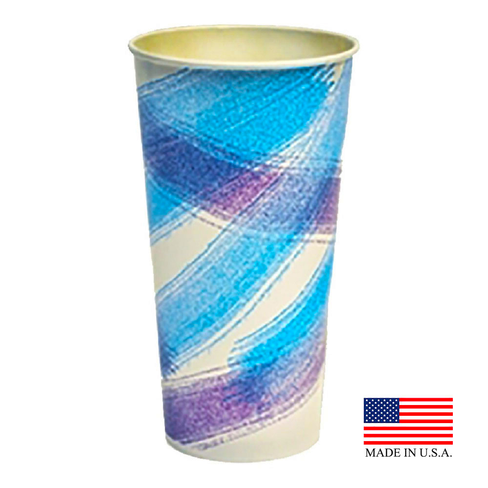 Dopaco White 22oz Tall Impact Cold Cup D22CCIMP