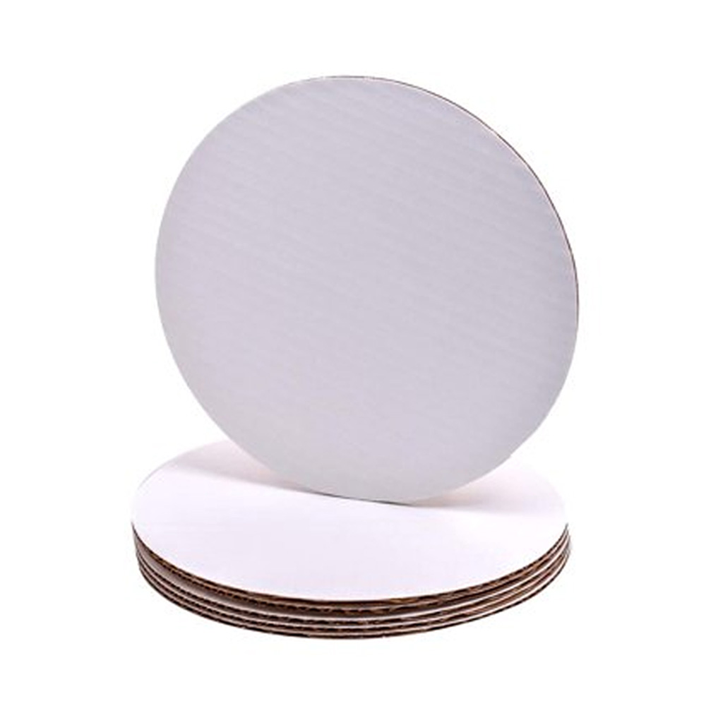 "Die Cut Prod White 16"" Cake Circle 76094"