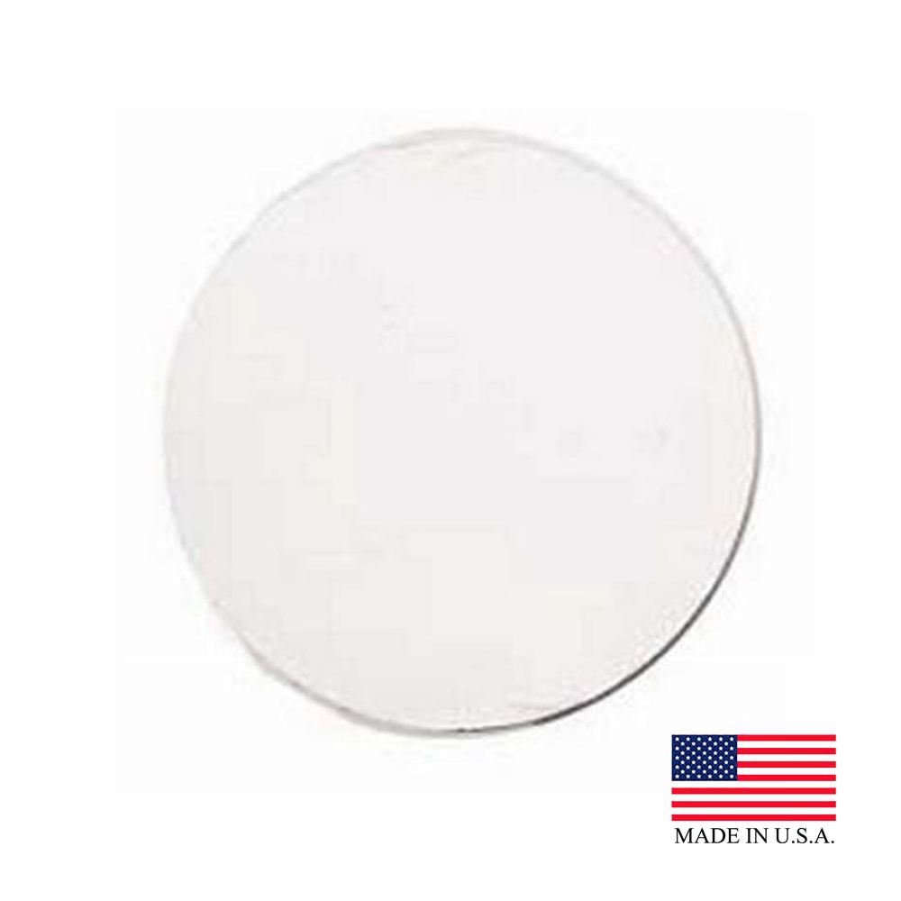"Die Cut Prod White 9"" Cake Circle 76089"