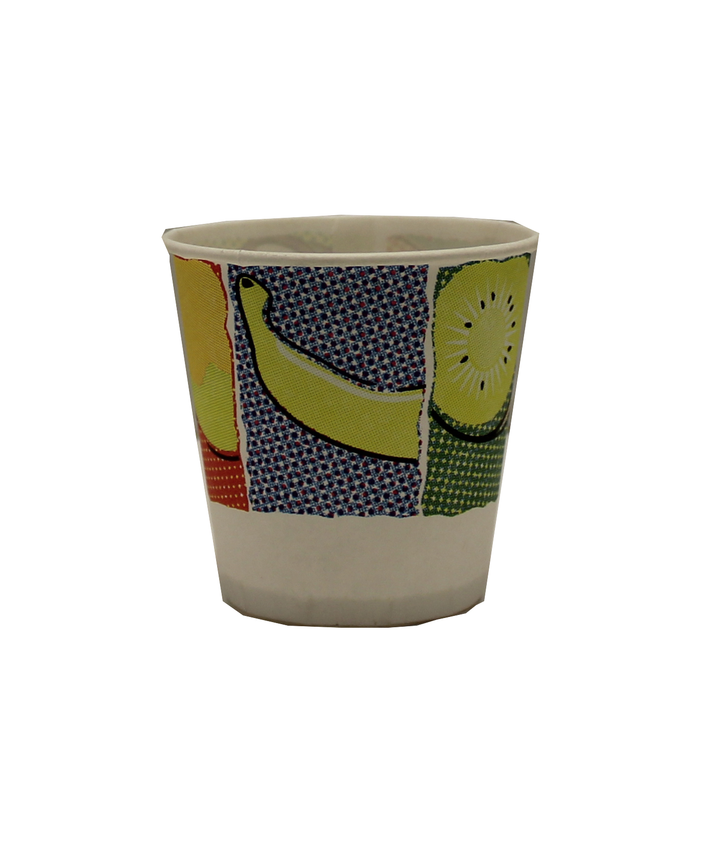 Georgia Pacific Printed 3oz Wax Treated Paper Cup 4541901RS