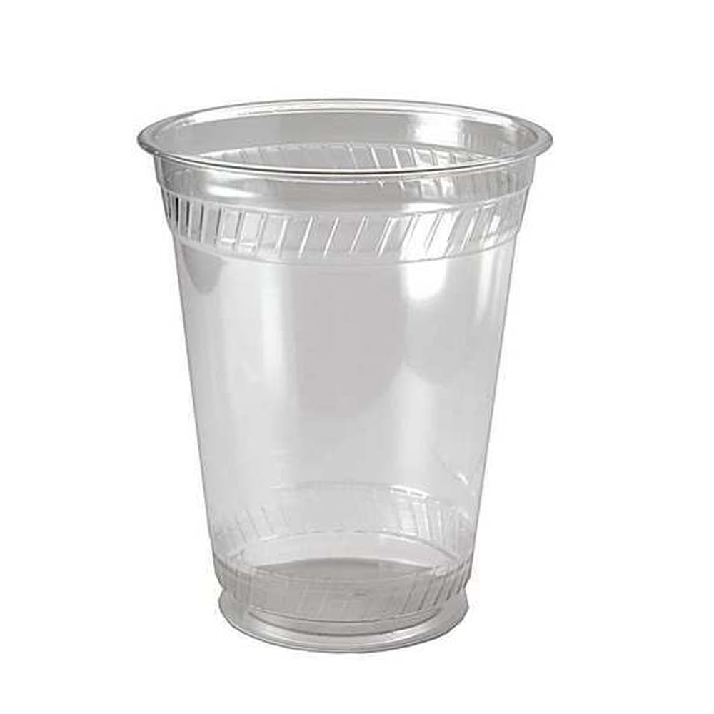 Fabrikal Clear 16/18oz Green Ware Drink Cup GC16S/9509106