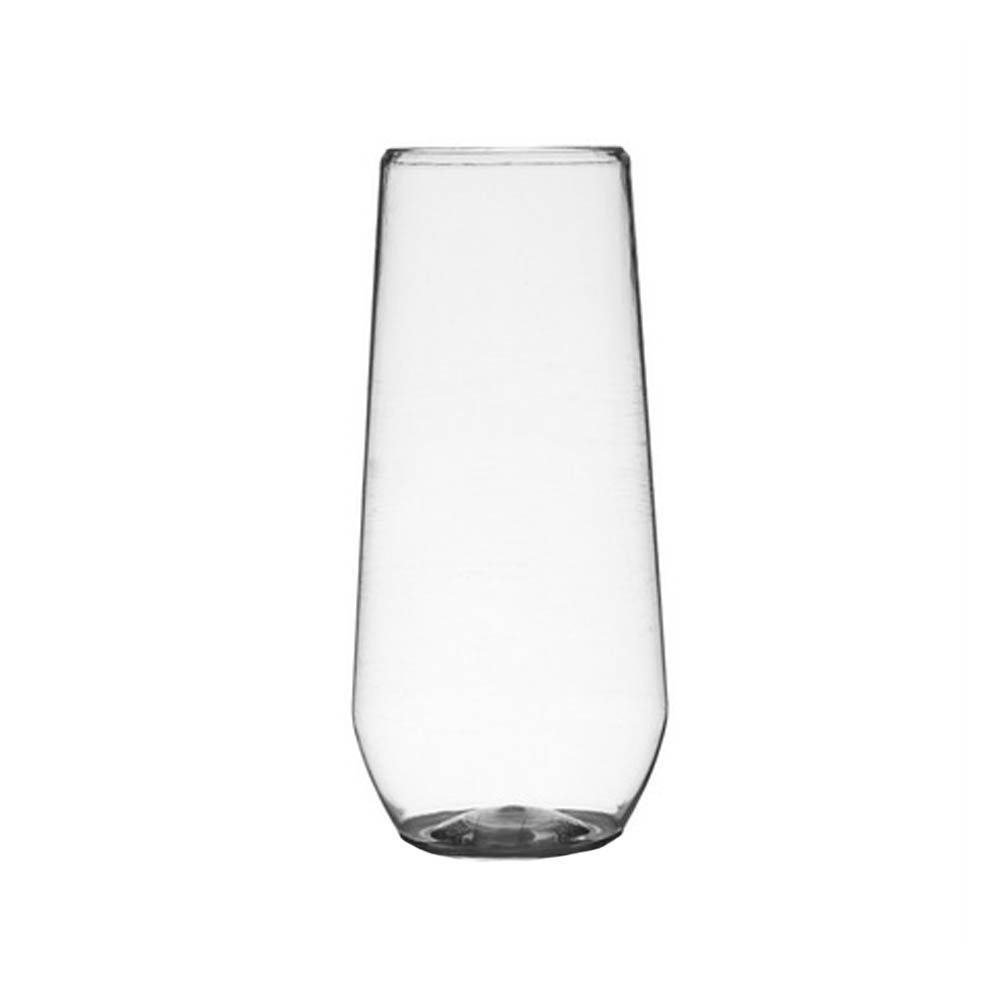 Comet Clear 10oz Reserve Stemless Champagne Flute RESSFL10