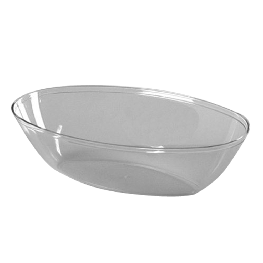 Comet Clear 64oz Luau Bowl A7LBCL