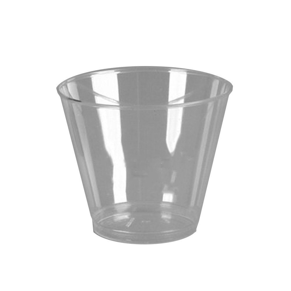 Comet Clear 5oz Squat Tumbler T5S