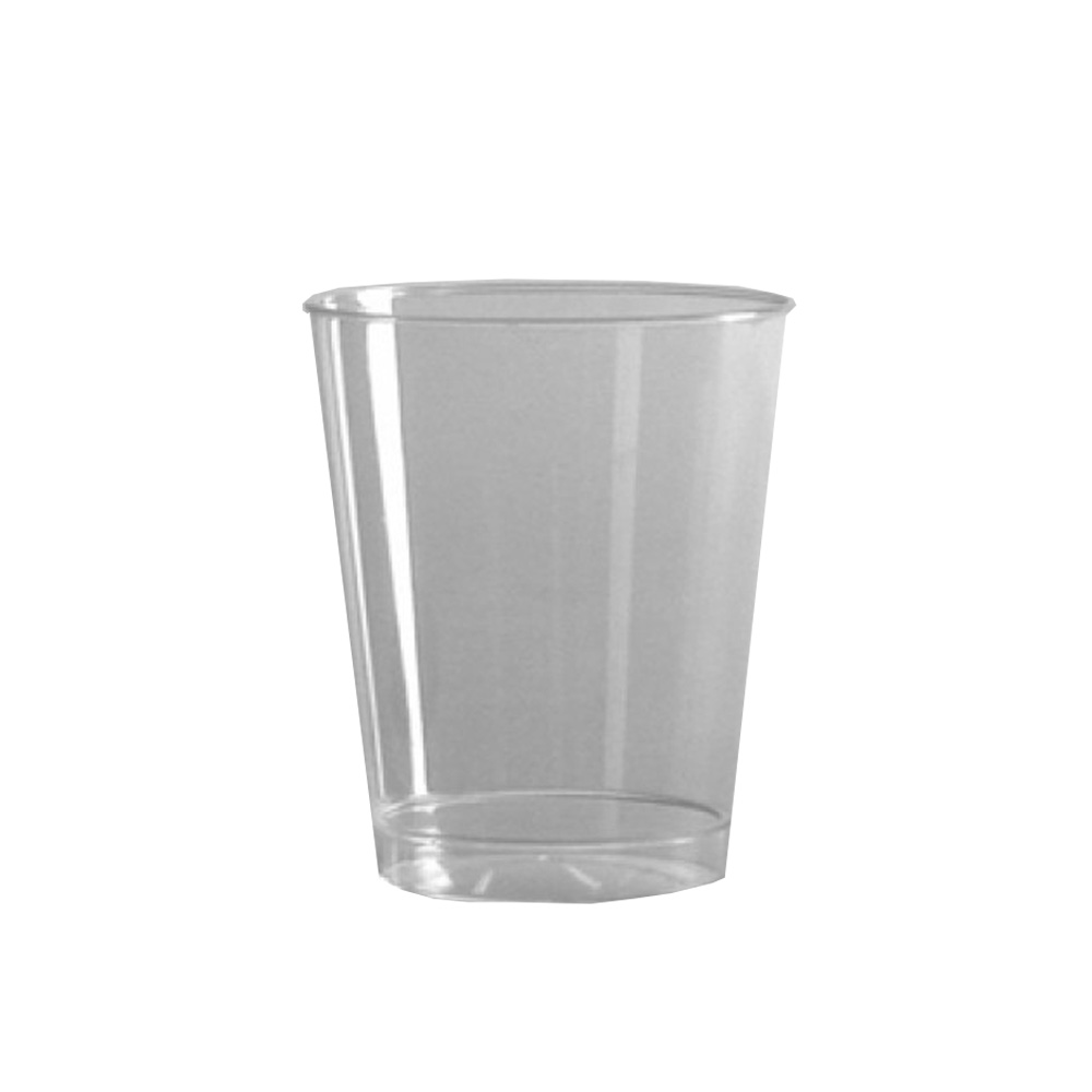 Comet Clear 7oz Tall Tumbler T7T