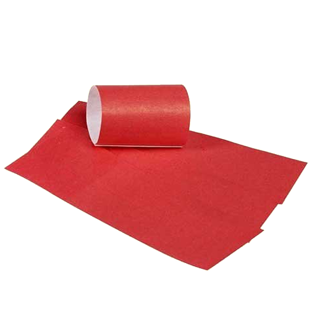 "Lapaco Paper Red 1.5"" Napkin Band 290326"