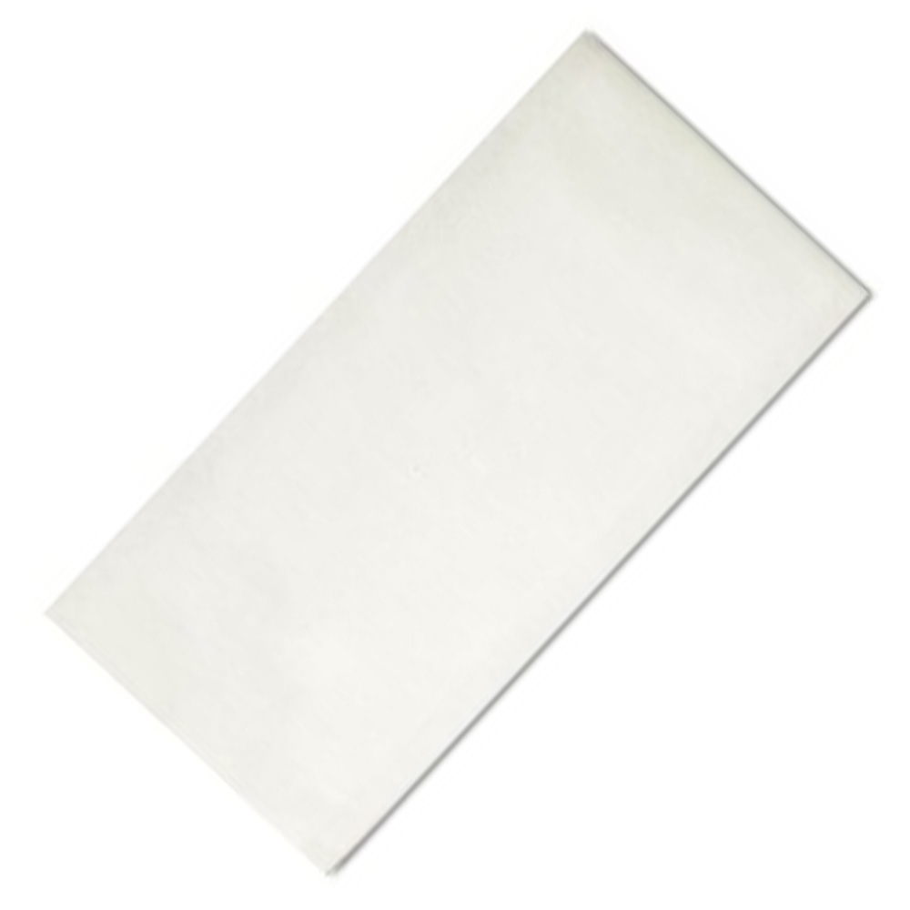 "Hoffmaster White 12""x17"" 1/6 Fold Linen Like Guest Towel 856499"