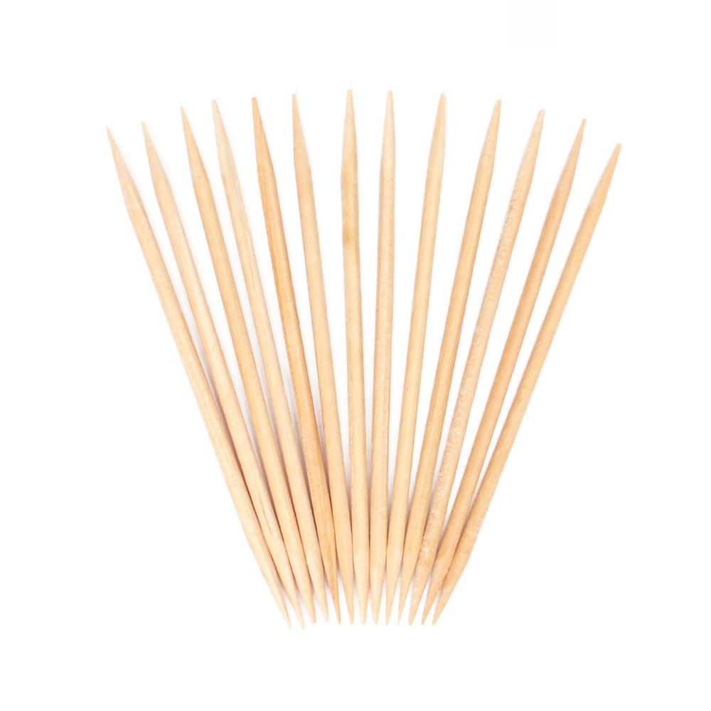 Royal Paper Wood Round Toothpicks R820