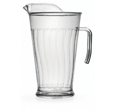 Fineline Settings Clear 60oz Heavy Duty Pitcher 3402