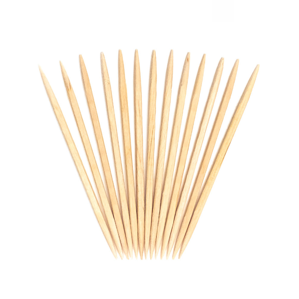 Royal Paper Wood Square Toothpicks R820SQ