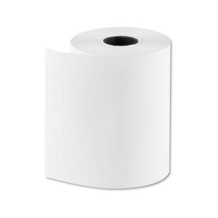 National Checking White Bond 44mm 1ply 165' Register Roll 1441SP
