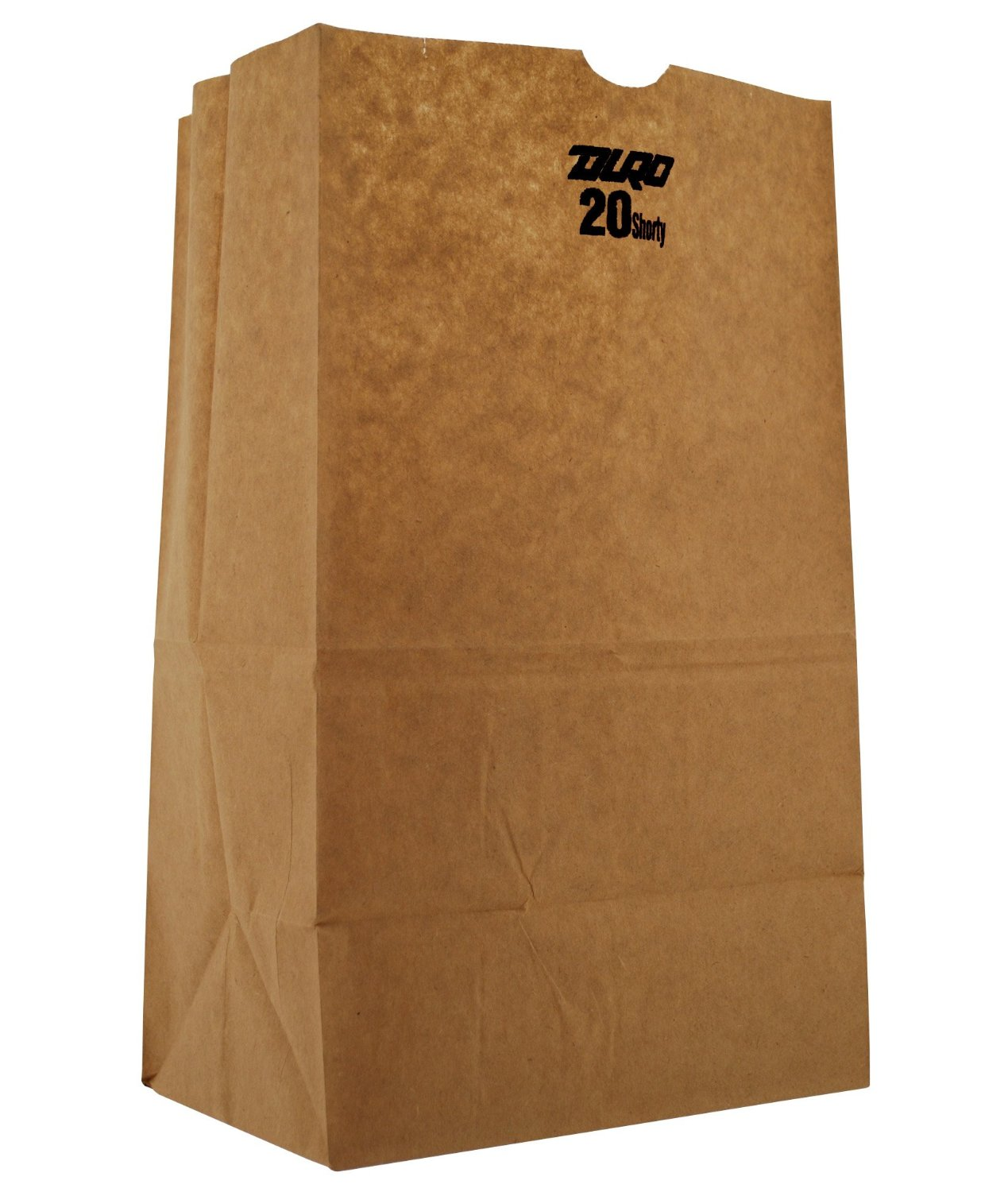 Duro Bag Kraft 20lb Shorty Husky Bag 29821