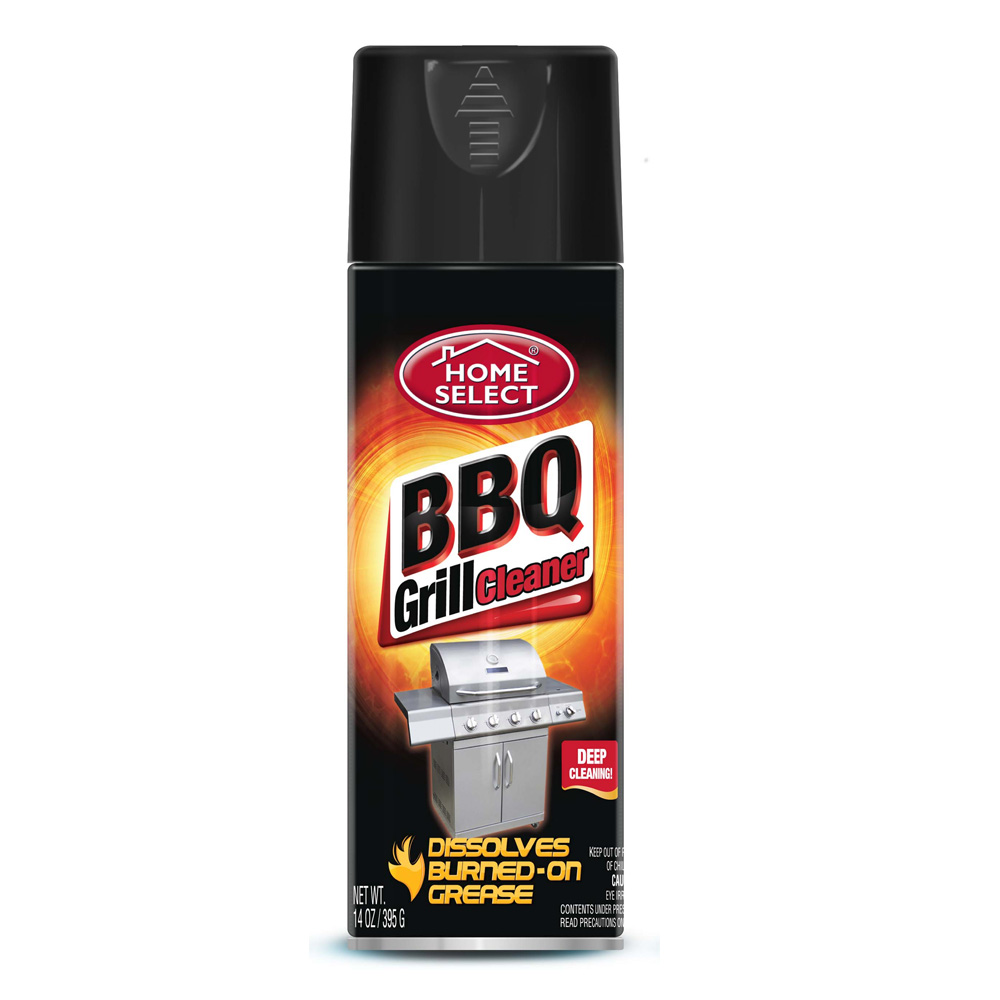 Delta Brands 14oz Home Select BBQ & Grill Cleaner Aerosol 10366-12
