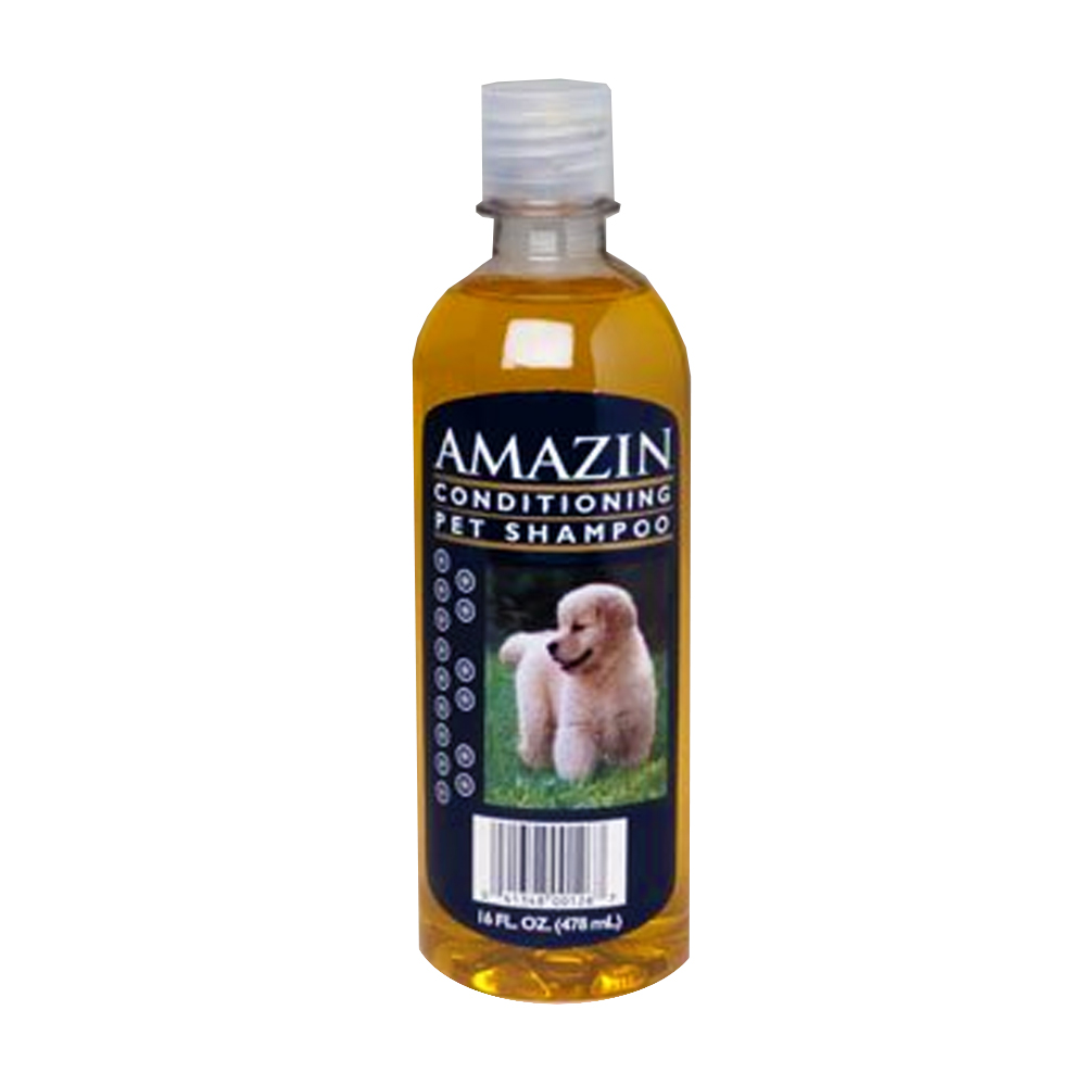 Blue Cross Labs Amber 16oz Amazing Pet Shampoo 126-7