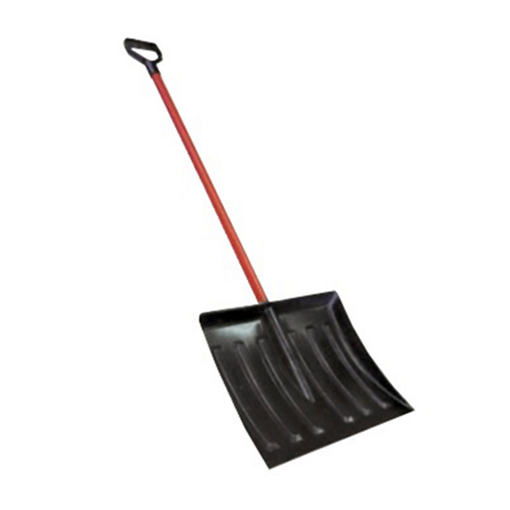 "Howard Berger 14""x18"" Snow Shovel Poly Blade 1199HB"