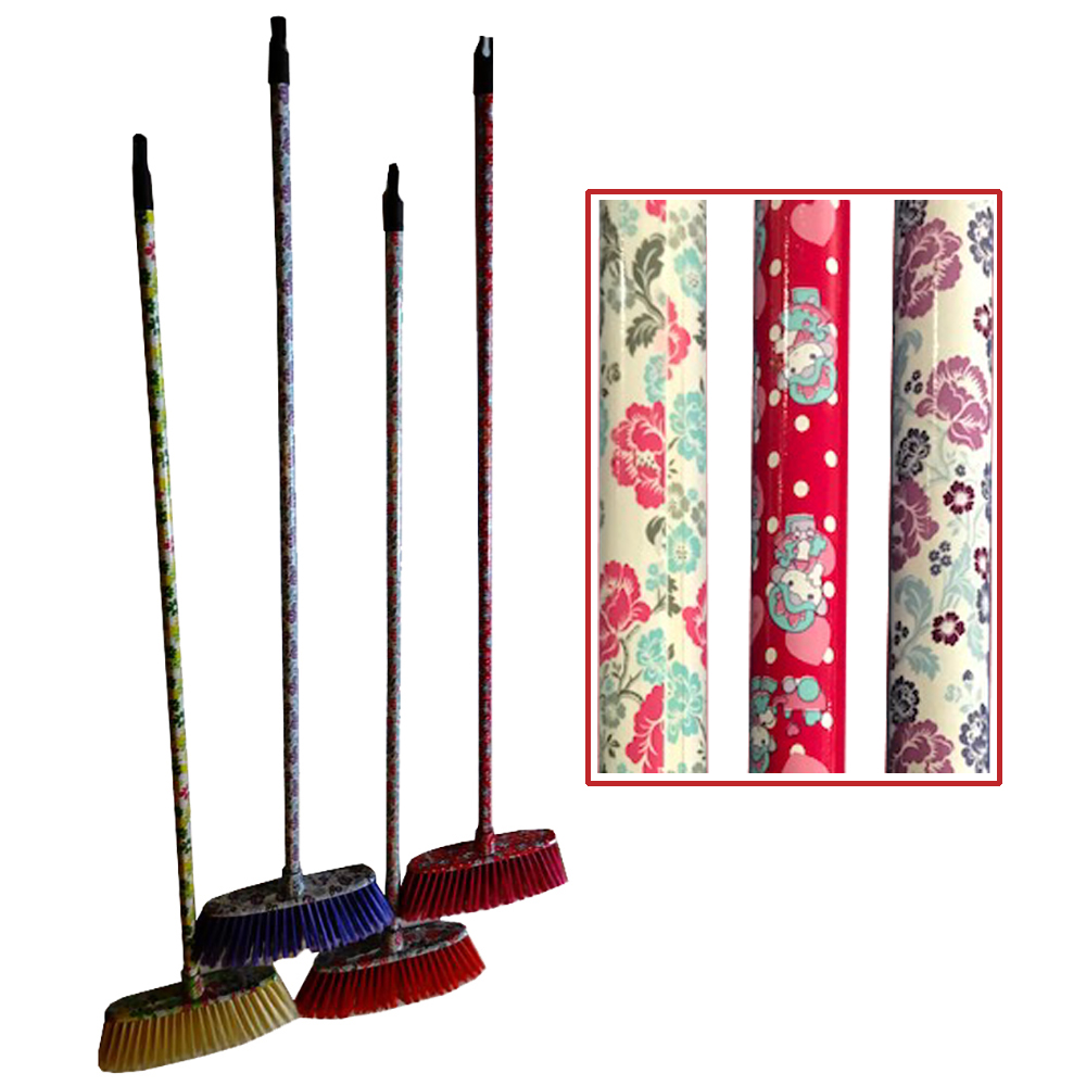 NPPC/YIWU Floral Design Brooms With Handles DB023