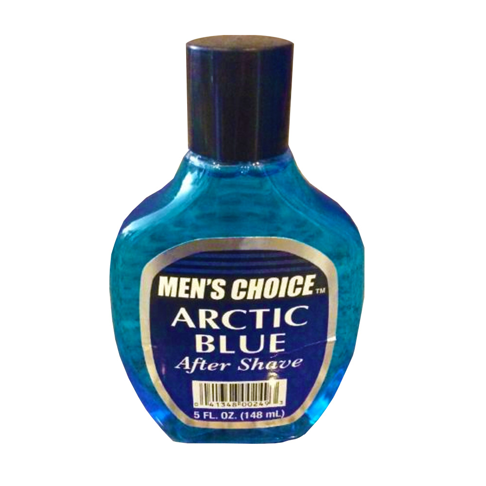Blue Cross Labs Blue 5oz Men's Choice Arctic Blue After Shave 249-3