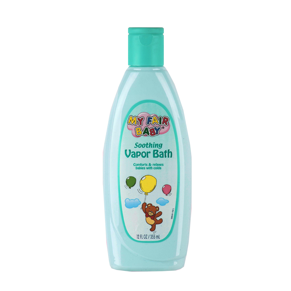Delta Brands 12oz My Fair Baby Soothing Vapor Bubble Bath 5083-12