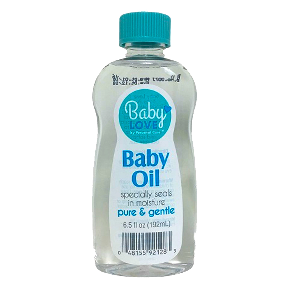 Delta Brands 12oz My Fair Baby Oil 5074-12
