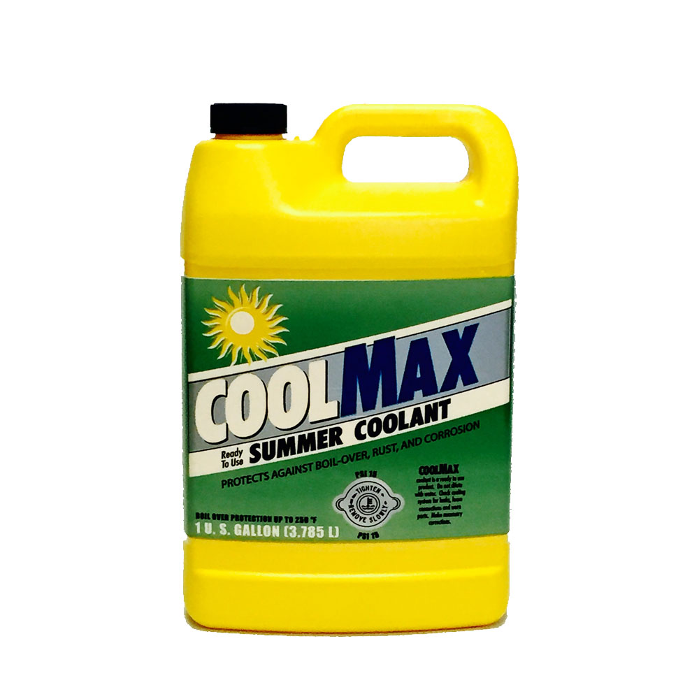 MG Lube & Oil LLC 1 gallon Cool Max Summer Coolant AF2