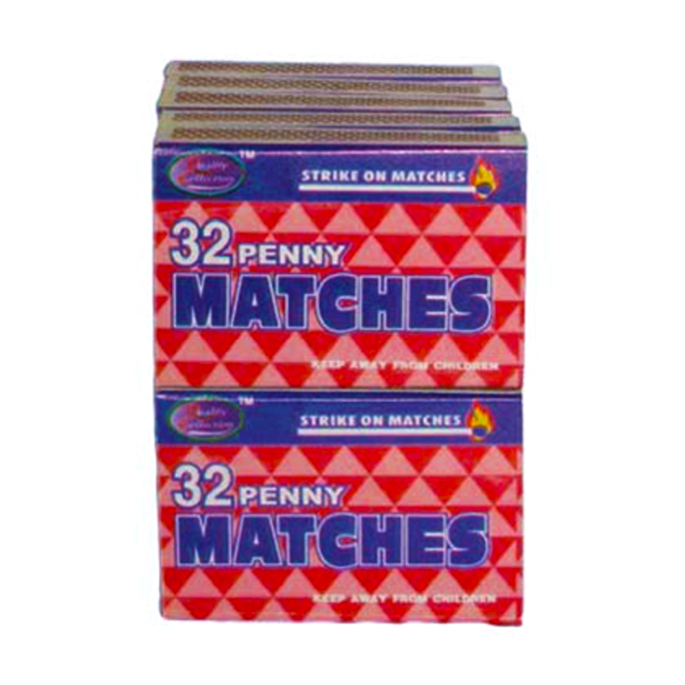 Quality Collection Penny Matches 15011
