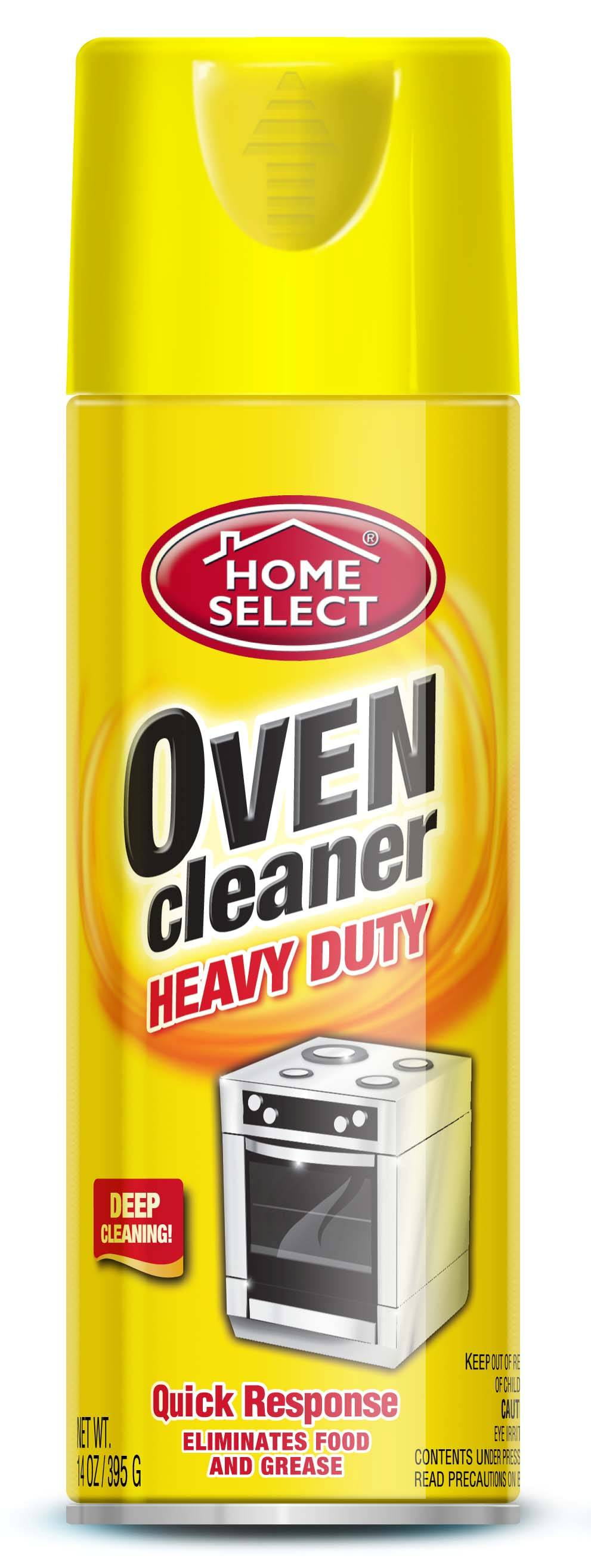 Delta Brands 14oz Home Select Oven Cleaner Heavy Duty 6104-12