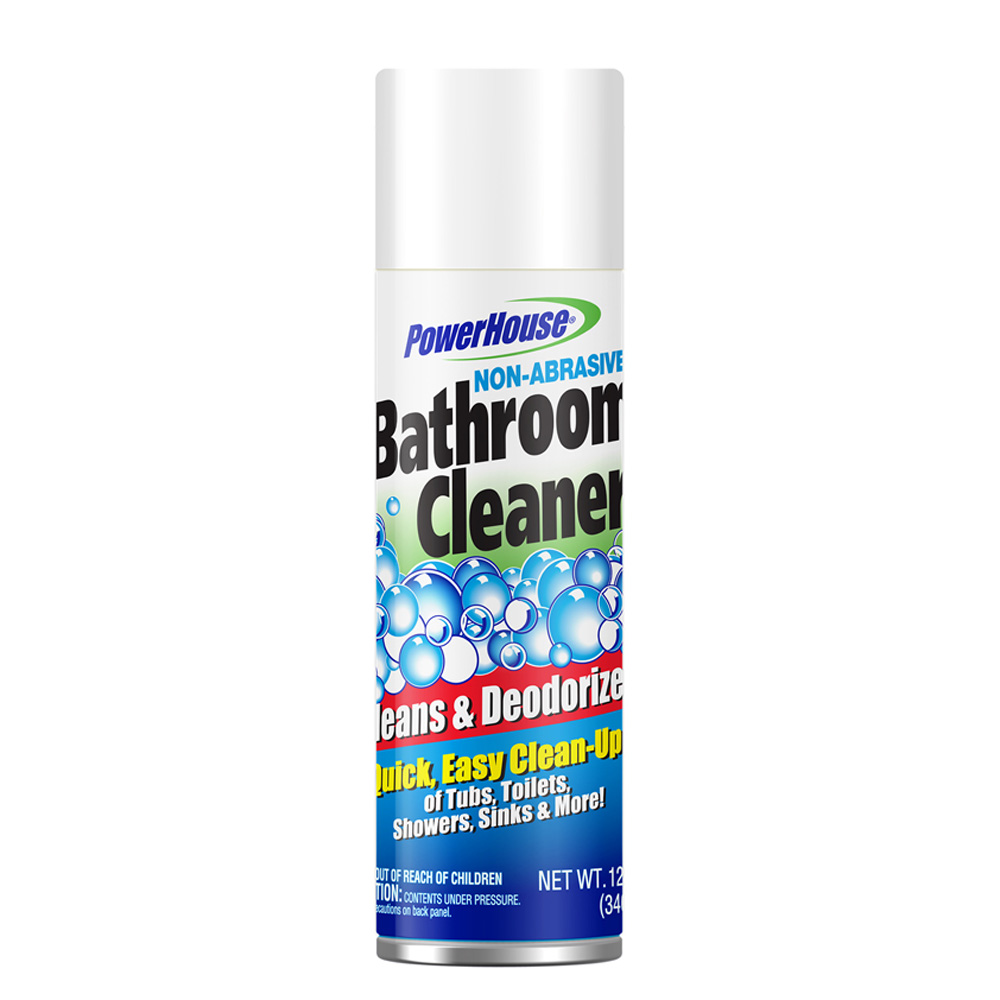 Delta Brands 14oz Home Select Non Abrasive Bathroom Cleaner And Deodorizer 6105-12