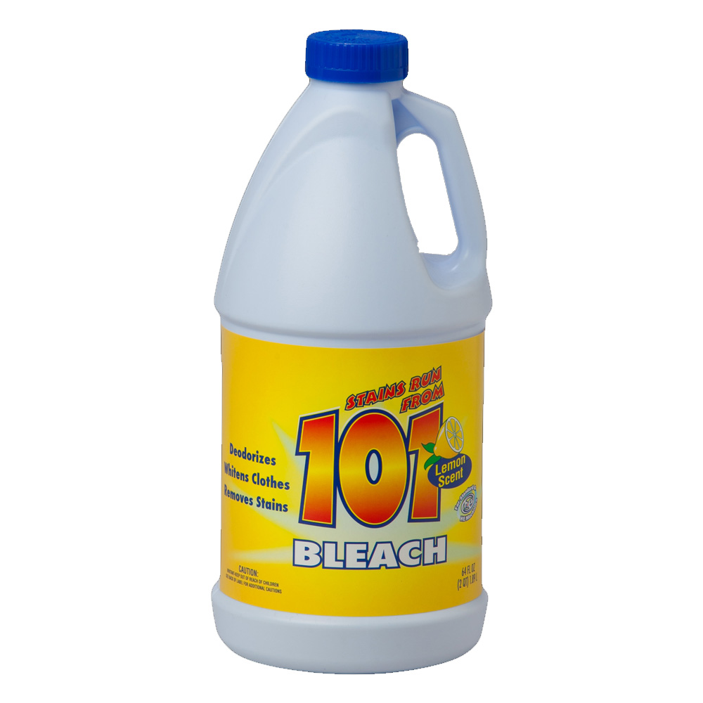 James Austin 64oz 101 Lemon Scented Bleach 54200-03054