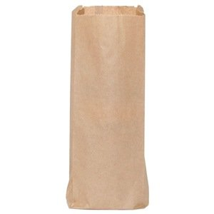 Duro Bag Kraft 1 Quart Virgin Liquor Bag 40036