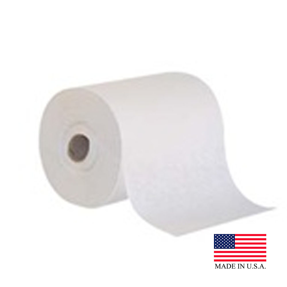 Georgia Pacific White Towel Master Series 2000 Roll Towel 21825