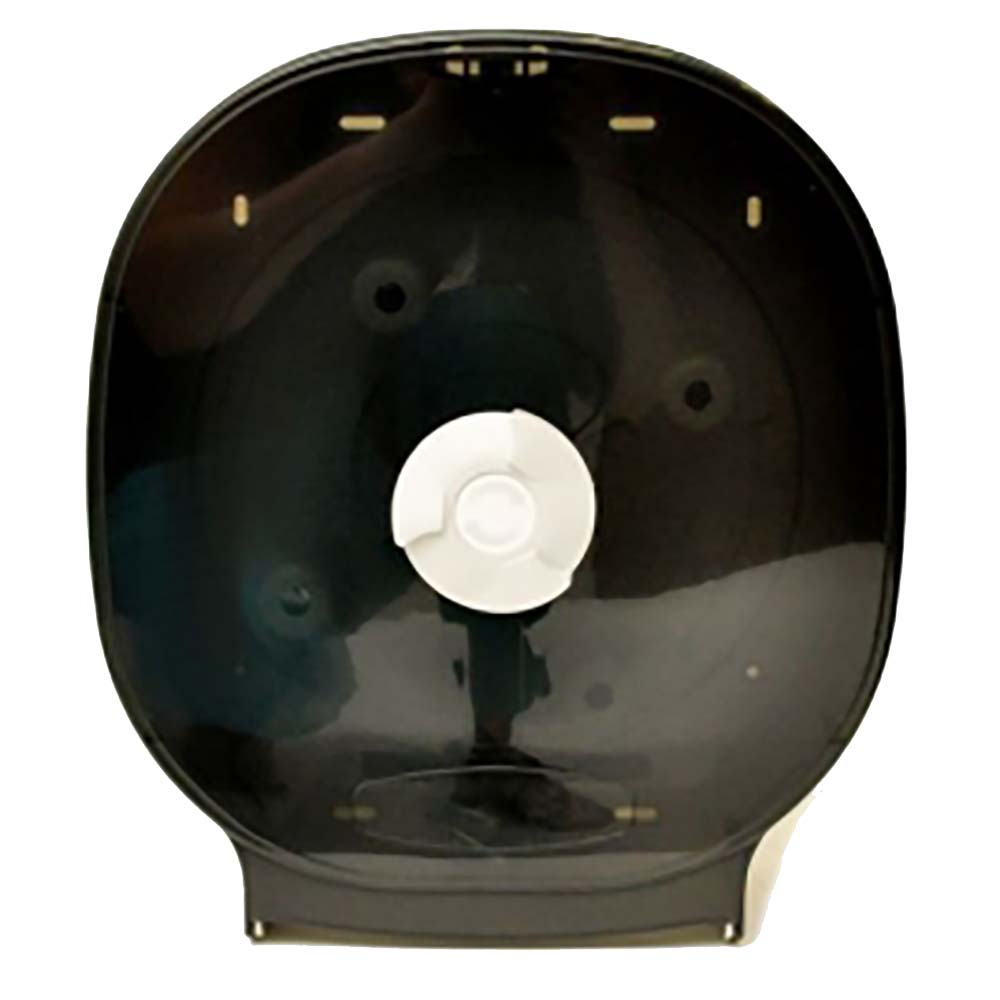 Nittany Paper Smoke 4 Roll Revolve Bathroom Tissue Dispenser NP-616